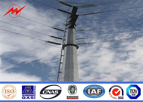 aws electrical high earthquake resistance q345 galvanized tubular steel