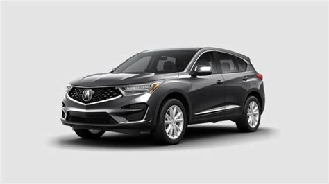 2020 acura rdx colors what colors does the 2020 acura rdx come in radley acura