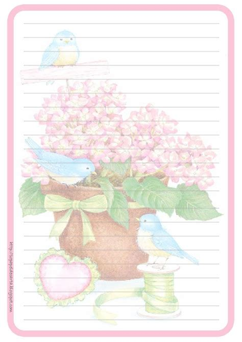 0317 Flore Set 351 best stationery borders for adults images on