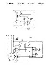 patent us5278483 motor brake with single free wheeling diode connected in parallel with only