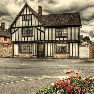 English Tudor House Photograph By Martin Bryers