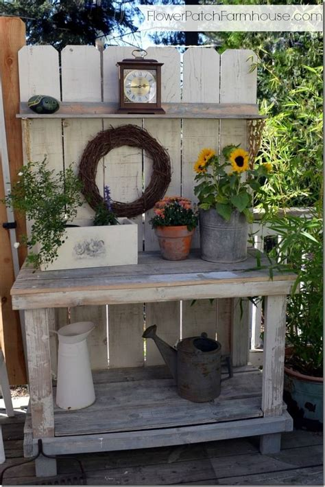 best potting bench 25 best ideas about potting benches on pinterest