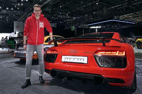 Audi R8 Motortuning by Mtm Audi R8 V10 Plus Supercharged 2017 Im Test