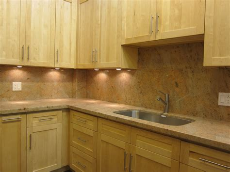 natural maple cabinets with granite countertops natural maple shaker cabinets w granite counter top yelp