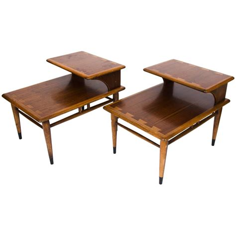 Bussing Tables by Bed Side Tables By Andre At 1stdibs