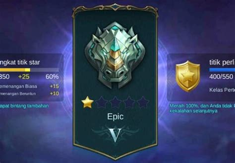 mobile legend rank complete list of rank level in mobile legends everyday news