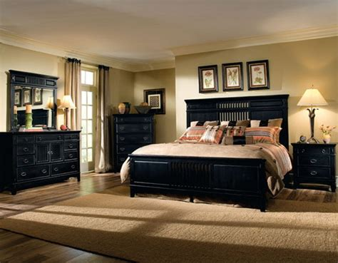 Bedroom Decor With Black Furniture Bedroom Ideas With Black Furniture Raya Furniture