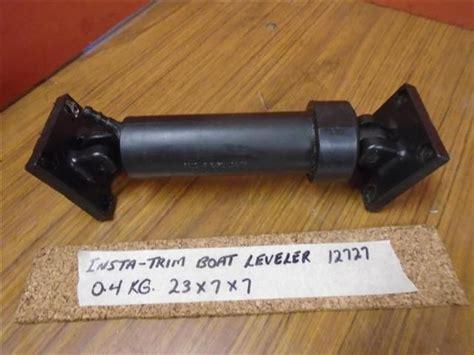 trim tab boat leveler boat leveler trim tab trim plane hydraulic cylinder 12727