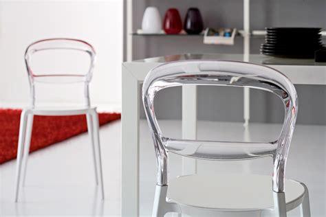 sedie wien calligaris set 2 sedie calligaris wien a bianco ottico lucido ebay