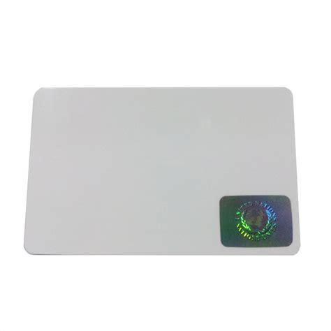 how to make a hologram card custom transparent hologram sticker id card pvc cards