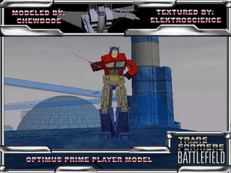 download game transformers mod transformers mod version 2 0 full windows client file mod db