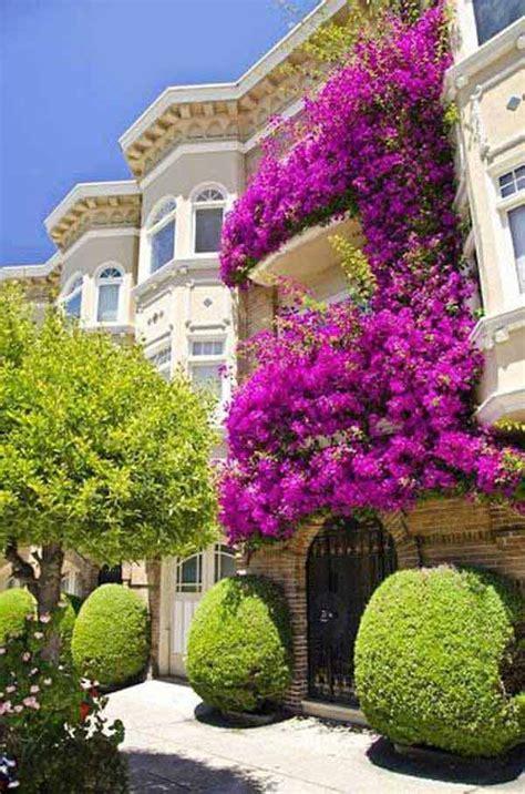 decorazioni con i fiori decorare il balcone con i fiori 20 bellissimi esempi per