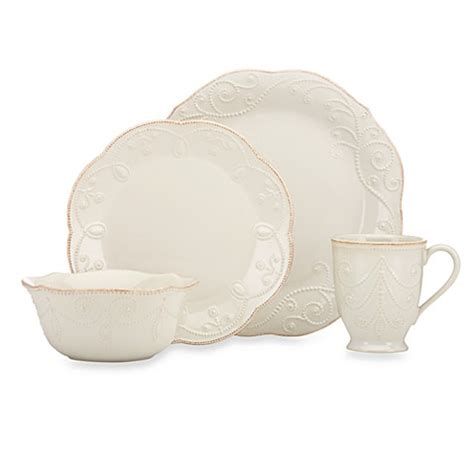 lenox bathroom collection lenox 174 french perle dinnerware collection in white bed