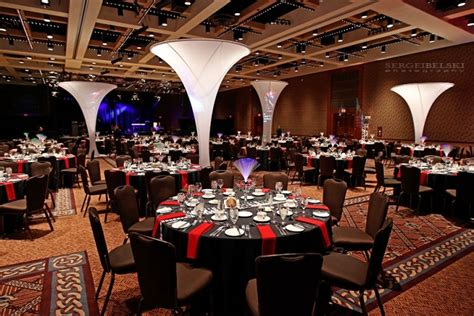 corporate christmas party decor designcorner