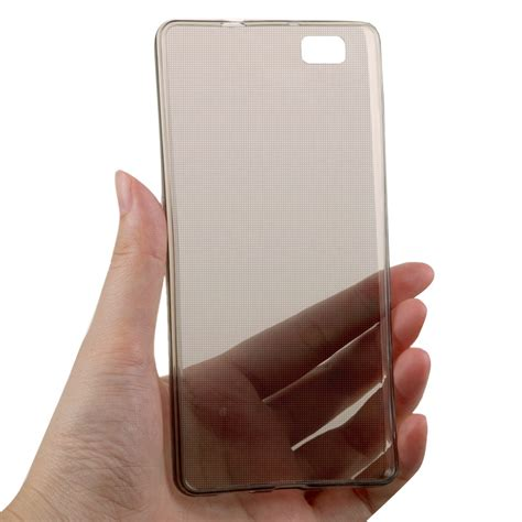 Silicone Huawei P8 Lite Ultrathin Softcase Tpu Sil Murah for huawei ascend p8 lite clear ultra thin 0 3mm soft silicone cover skin ebay