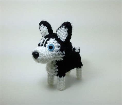 amigurumi husky pattern siberian husky alaskan malamutes kai amigurumi dog