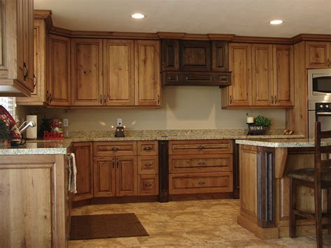 Rustic Cabinets For Kitchen Lec Cabinets Rustic Cherry Cabinets