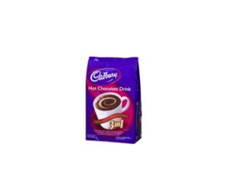Cadbury 3 In 1 cadbury chocolate drink 3in3