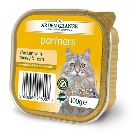 Arden Grange Cat Food by Arden Grange Partners Cat Food With Chicken Turkey And