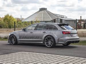 Audi A6 Bodykit Audi A6 C7 4g Exclusive Wide Kit