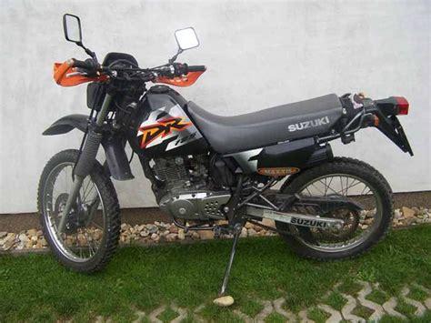 Suzuki Dr125 Suzuki Dr125 1985 2001 Review Mcn