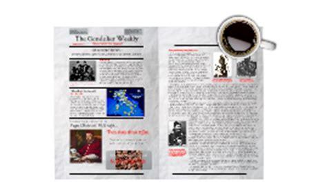 Othello Newspaper By Kaitlin Sturgill On Prezi Prezi Newspaper Template