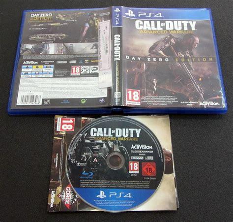 Ps4 Call Of Duty Advance Warfare call of duty advanced warfare ps4 seminovo play n play