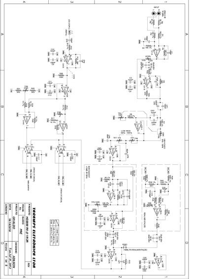 taramps hd  service manual repair schematics