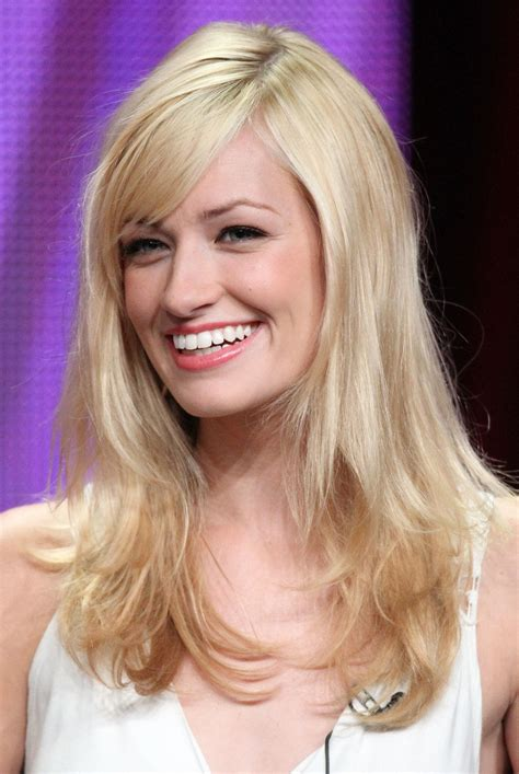 blonde hairstyles side fringe 12 side bangs long layers hairstyles for round faces