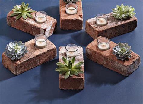 deko backsteine 8 easy diy furniture ideas with upcycled cinder blocks and