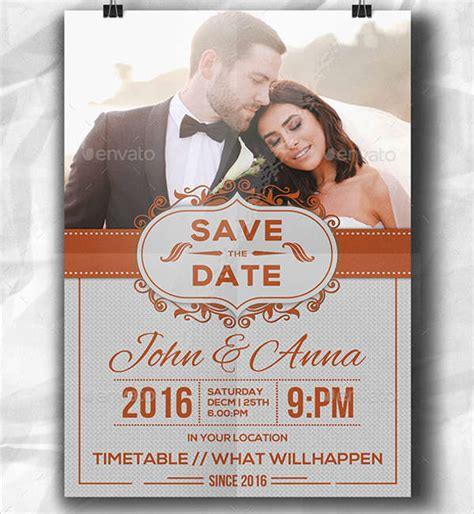 Invitation Flyer Templates Free Premium Templates Wedding Invitation Flyer Template