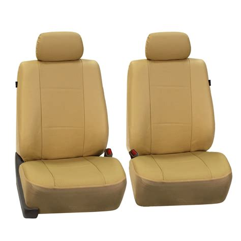 airbag seat covers deluxe leatherette set auto seat covers air bag safe
