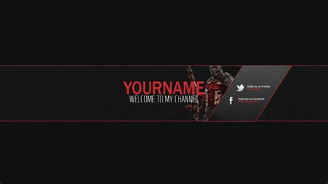 channel templates gaming channel template www imgkid the