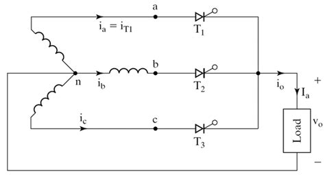 uncontrolled diode rectifier what is 3phase rectifier quora