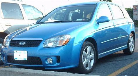 Kia Spectra Change For Wheels New Kia Spectra5 Hatchback To Replace Liftback