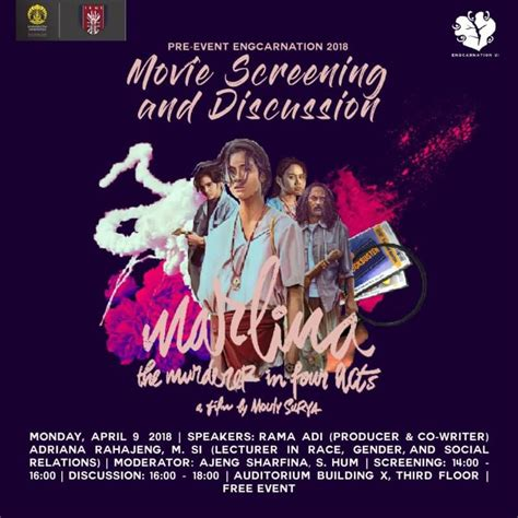 marlin the murderer in four acts film engcarnation ui 2018 proudly presents movie screening