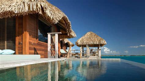 bora bora bungalow resorts four seasons resort bora bora the hotel designer