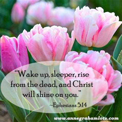 Up O Sleeper Scripture by Up Sleeper Rise From The Dead And Will