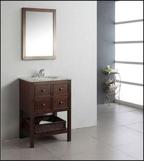 24 Inch Bathroom Vanity With Top 24 Inch Bathroom Vanity With Top Image Home Design Ideas