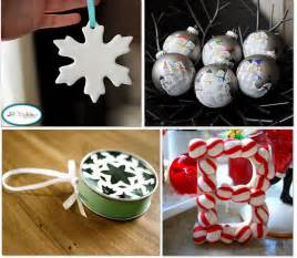 xmas decorations to make at home 19 home made christmas ornaments to make tip junkie