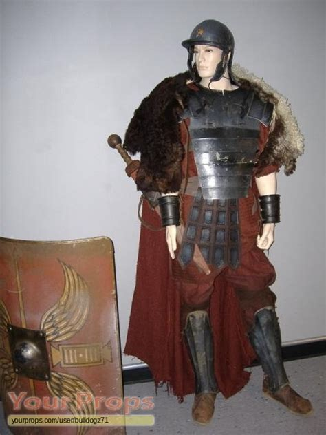 gladiator film costumes gladiator roman infantry costume original movie costume