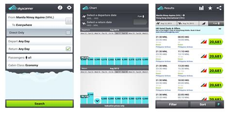skyscanner mobile website 5 mobile apps in asia that give users access to cheap flights