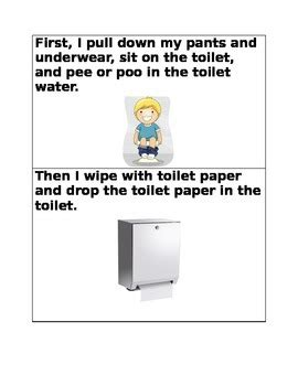 social story for using the bathroom at school going to the bathroom social story by spedteachersrock tpt