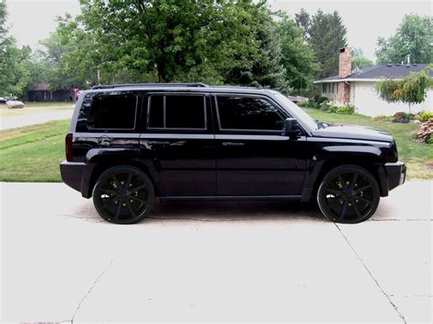 patriot jeep black 2014 jeep patriot black rims www imgkid com the image