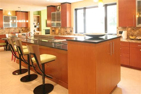 Contemporary Kitchen Island Designs Contemporary Kitchen Island Designs Important Features In Kitchen Island Designs
