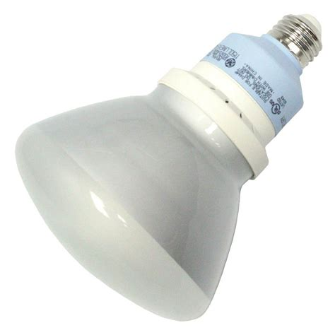 Ge Fluorescent Light Bulbs by Ge 61355 Fle26r40xlrvltp6 Flood Base Compact