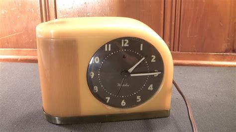 westclox   moonbeam alarm clock youtube