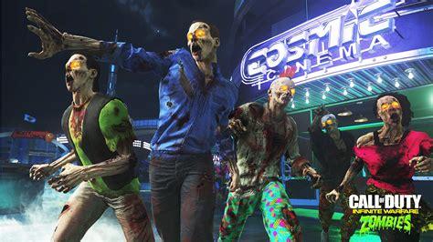 dischord zombies in spaceland infinite warfare zombies gameplay trailer zombies in