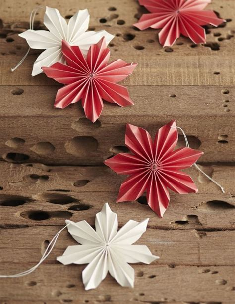 Handmade Paper Decorations - 31 easy handmade diy paper decorations