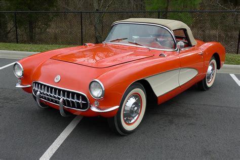 pictures of 1957 corvette 1957 chevrolet corvette convertible 130921